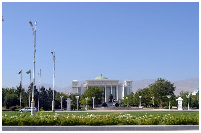 Harmony with nature, Turkmenistan tours